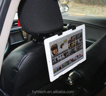 2016 new design universal back seat car holder for tablet