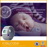 Vipose iFever Thermometer for baby smart Digital Bluetooth Household Fever Temperature Thermometer monitor