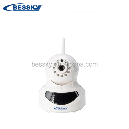 cctv camera sd card wireless security ip camera hd night vision mobile phone view 720p