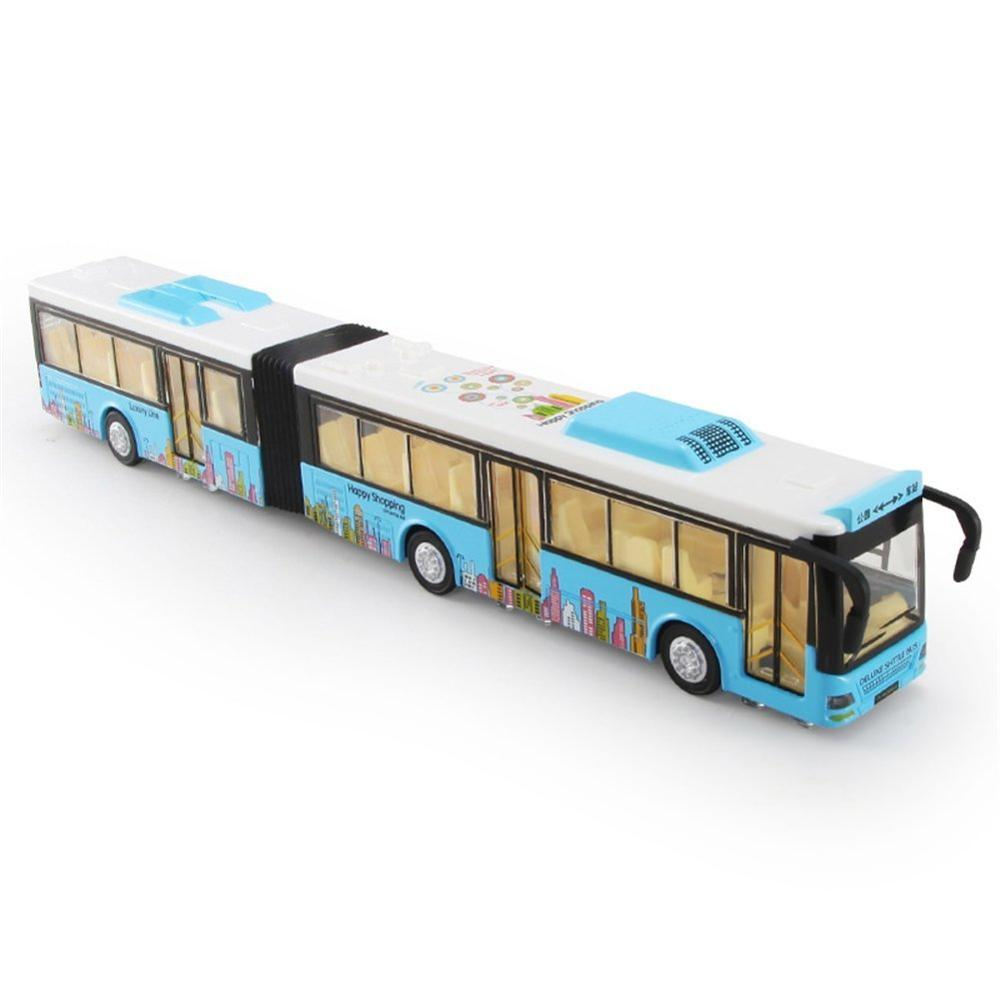 scale bus model 1:43 metal die cast craft model