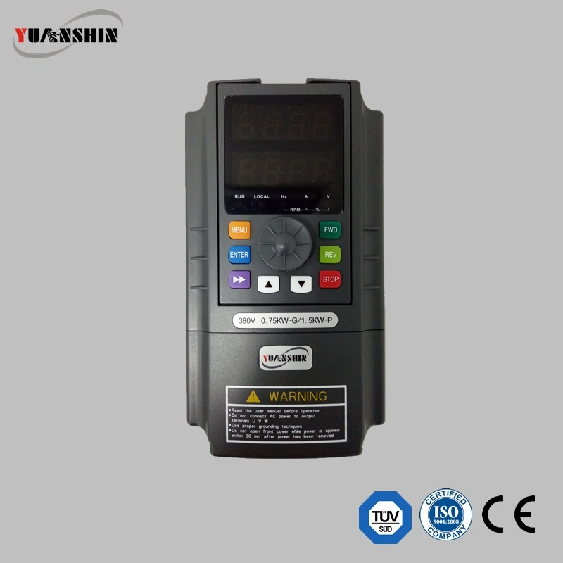 YX9000 2.2kw, AC motor drive, 3-phase variable frequency inverter