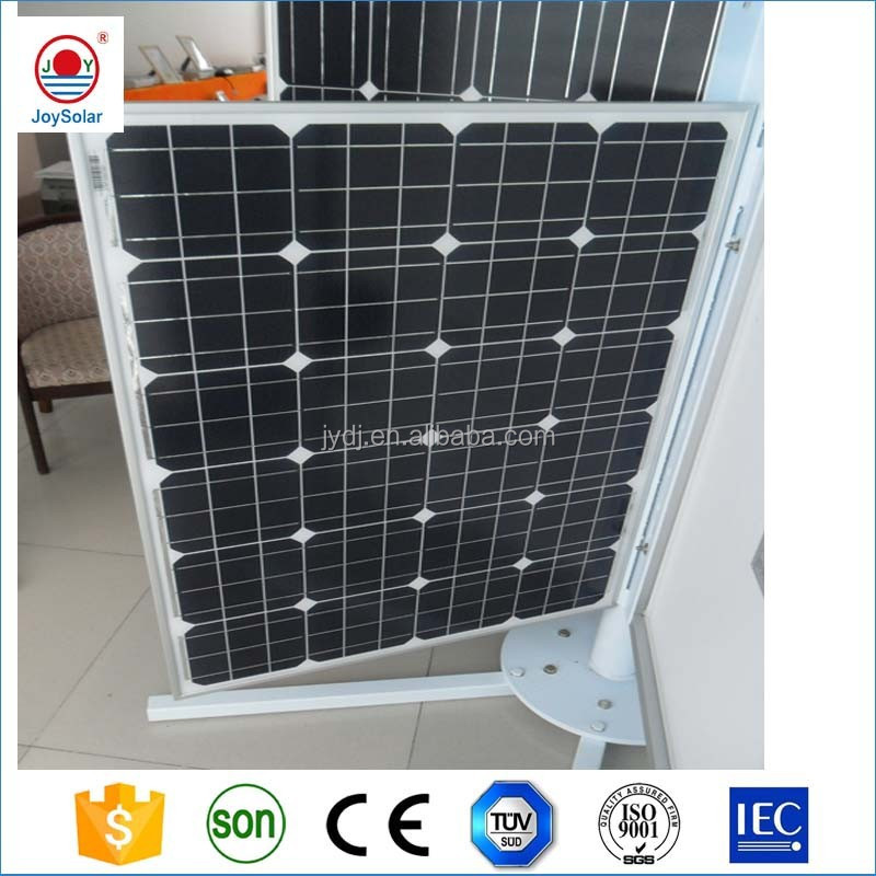 12V/24V solar streetlight solar cell panel 65w 150w solar panel