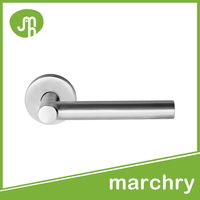 MH-0119 304 Stainless Steel Door Lock Without Handle