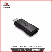 Best Quality Type-C Male to Micro B Female usb otg on the go adapter for smartphone