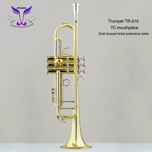 Replica bach trumpet wholesale musical instruments