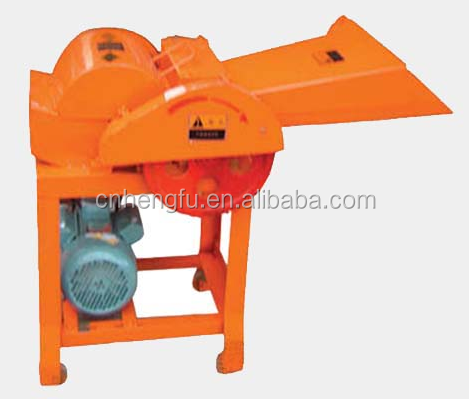 home used easy operate cow cattle feed mini chaff cutter machine