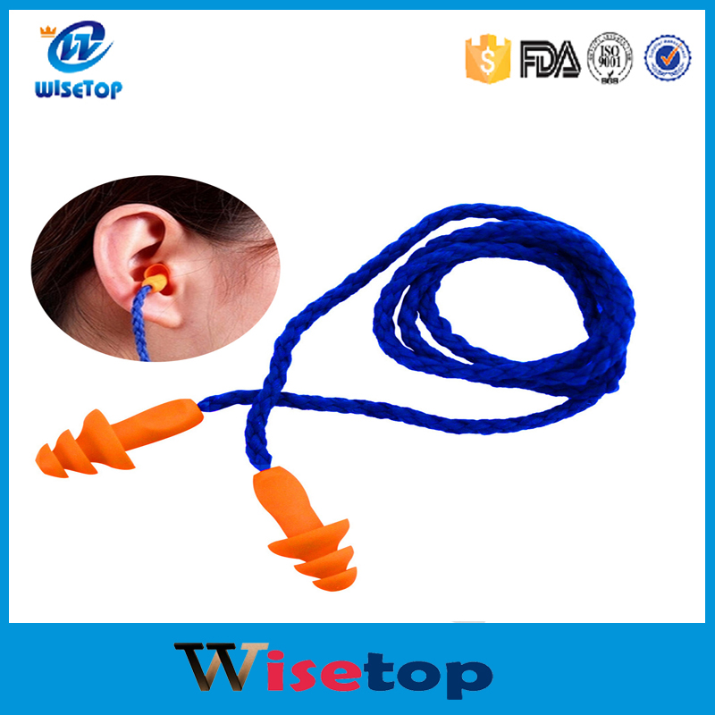 FBA Service Soft Ear Plugs Tapered Noise Prevention Water Prevention for Swimming Earplugs Noise Reduction for Travel Sleeping