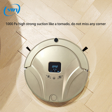 Factory direct supply UV light sterilization cleaner, floor mopping robot with wheel vacuum pore cleaner