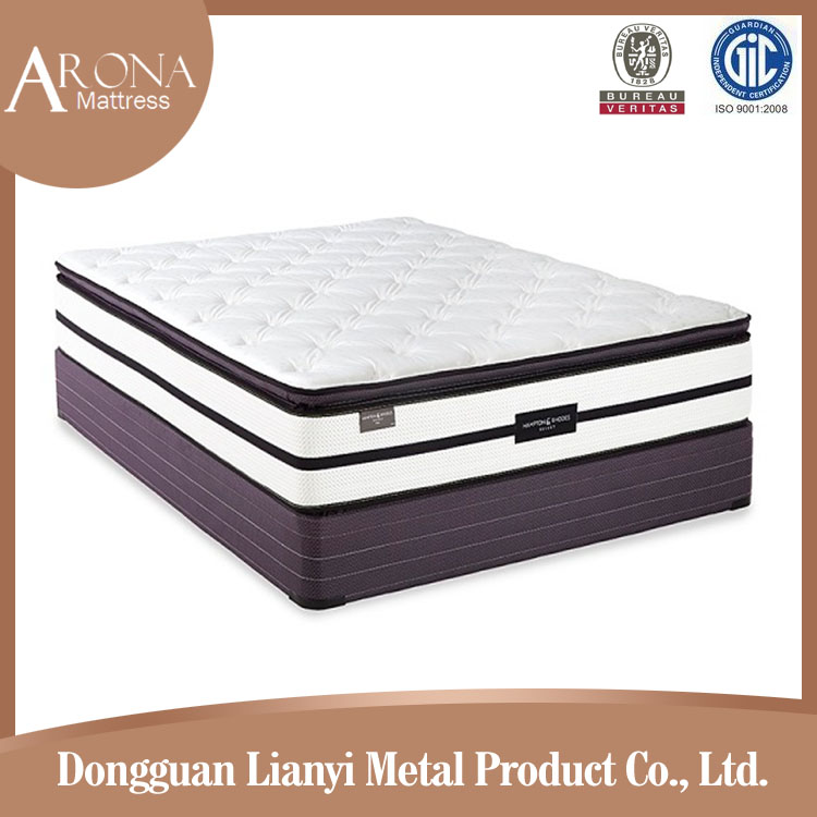european size mattress/foam sponge memory mattress