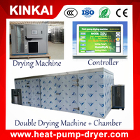 Wholesale dehydration of industrial cacao mechanical dryers