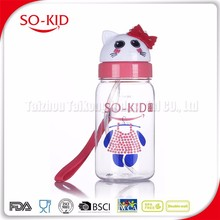 Colorful Eco-Friendly School Water Bottle For Kids
