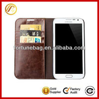 Genuine leather case for mobile phone Samsung 7100