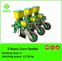 High Quality 3 Rows Corn Seeder / Rows Corn Planter / Maize Seeder For Sale