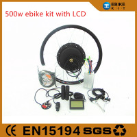 EN15194 bafang 8fun motor BBS03 1000w e bike conversion kit electric bicycle kit regenerative braking