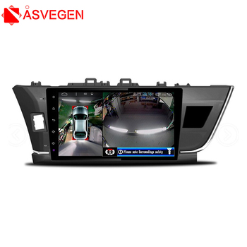 Wholesale Android Car Video 10.2inch For Toyota Corolla 2014 Car GPS Navigation With HD Screen,Playstore,Wifi,
