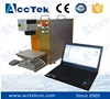 ACCTEK cnc mini cheap ear tag laser marking machine price