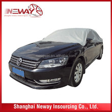 190T polyester fabric cover car shade cover
