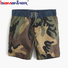 Design your own waterproof pockets mens swim trunks