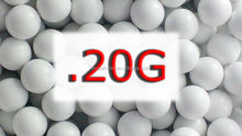 Bio 0.20g airsoft bb airsoft pellet airgun pellets