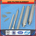 Stainless Steel Sintered Metal Filter Element