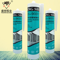 Concrete Repair Crack Filler Silicon Sealant