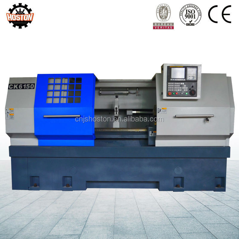 Hoston High Precision Digital Controlled CNC Mini Lathe