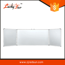Standard decorative wall size with proper prices, magnetic school supply white board with lines