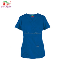 Fashion Style New Designed Cheap Scrubs Suit