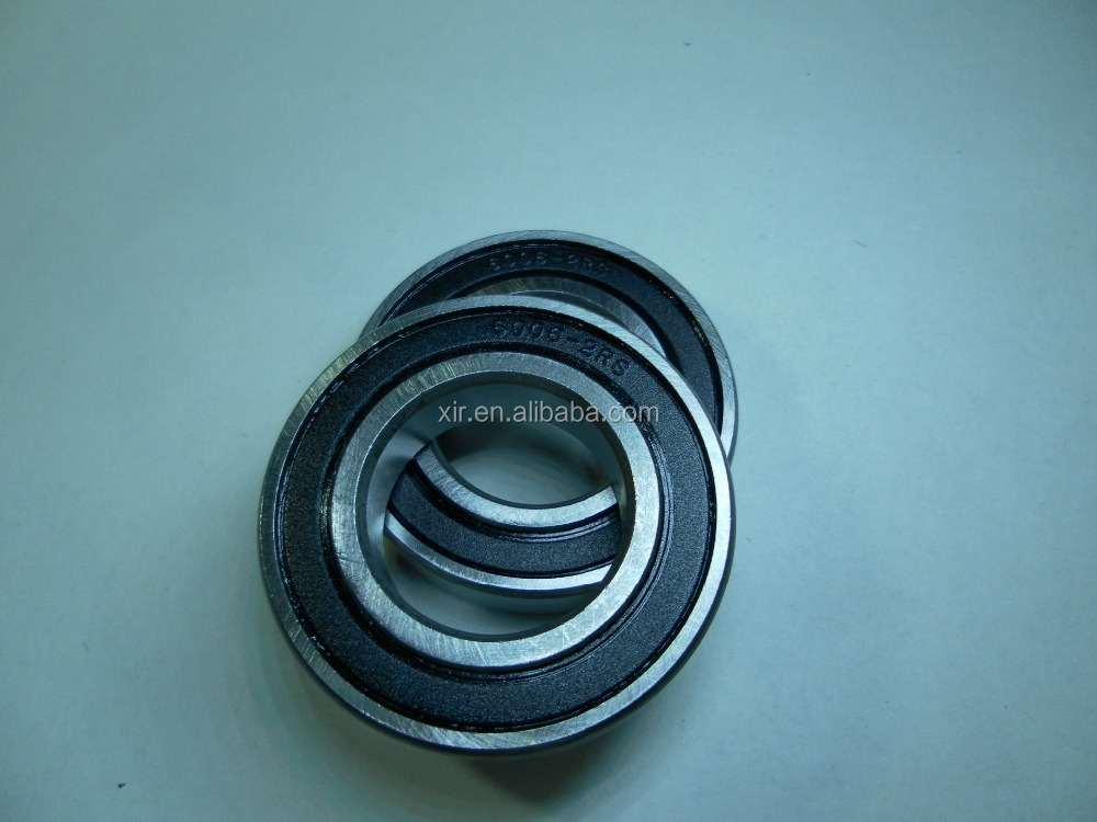 OEM deep groove ball bearing 6006-2RS chrome steel bearing ABEC-1