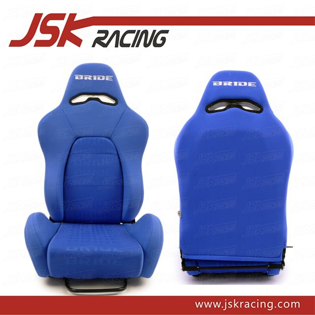 UNIVERSAL STYLE CAR RACING SEAT/F1 RACING SEAT/SPORT RACING SEAT BLUE FOR BRIDE SPB