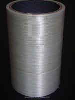 1000N/25MM Strong Holding Power Transparent Residue Free Steel Coil Filament Tape