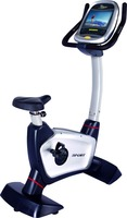 EN957 approved Upright Bike with console and adjustable seat CE certified