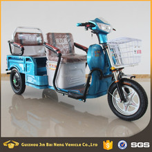 Electric Driving Type and 800w Power motorcycle trike tricycle car