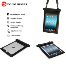2016 hot sale waterproof tablet pc case for iPad 2/3/4,Outdoor waterproof and dustproof dry bag for ipad air