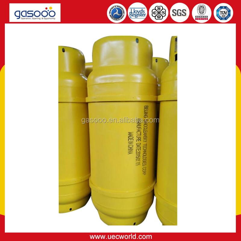 Cloro l quido del cilindro de gas para la venta bombonas for Precio litro cloro liquido
