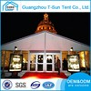 High class decoration event wedding marquee tent for catering