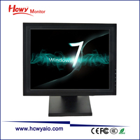 High Resolution 10 inch VGA USB Touchscreen Monitor