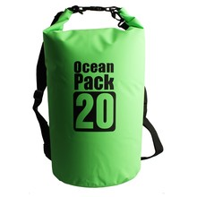 20L New Heavy Duty Vinyl Waterproof Dry Bag for Boating Kayaking Fishing Rafting Swimming Floating and Camping