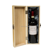 Customised one bottle wine carrier