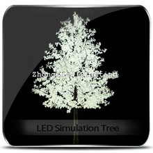 lighted maple tree model for decorative wedding tree