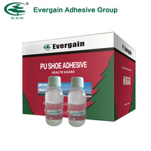 Evergain factory outlet environmental friendly urethane best adhesive shoe sole repair