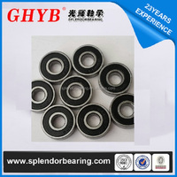 Miniature Ball Bearing 608 2RS with rubber seals lower price