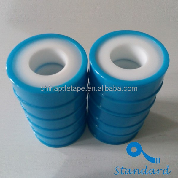 sanitary tape 100% PTFE thread seal tape