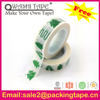 New colorful tape for wrapping gas pipe