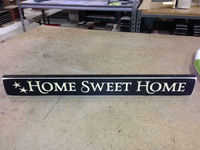 Engraved Wooden Signs