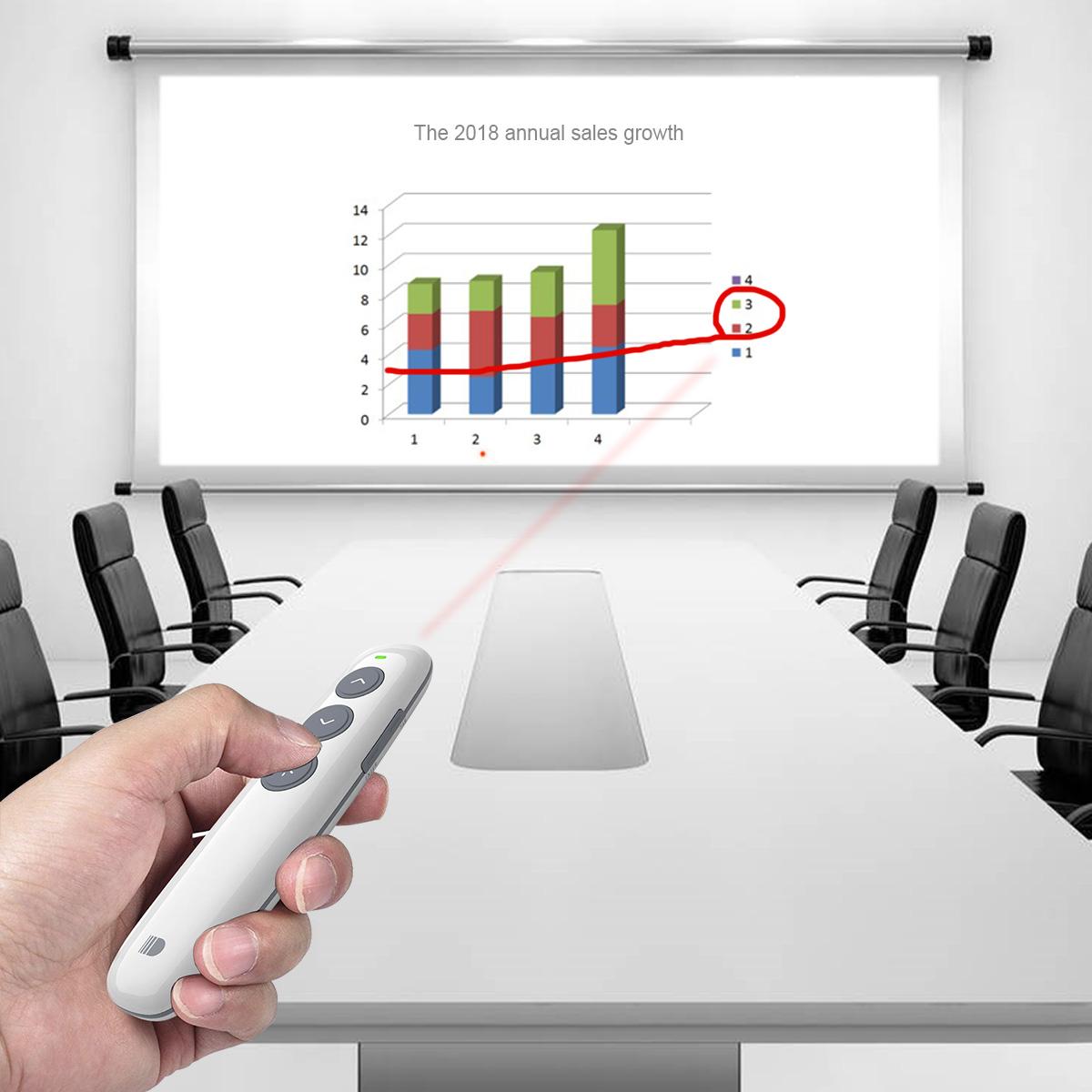 pointer wireless presenter