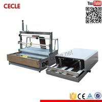 Nice plastic film wrapping machine