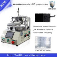 Factory Direct Sale! Automatic OCA Glue Remover Machine OM-R1 For iPhone & Samsung LCD Reparing