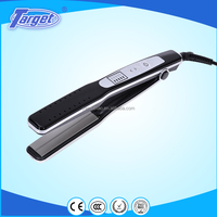 TARGET temperature range hair straightener hair straightening ionic perm