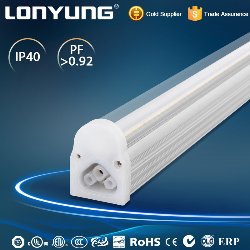 Factory price t5 led 30w AC120-347v 50-60HZ t5 lighting